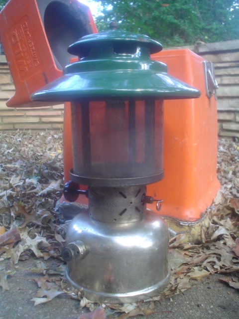 Coleman White Gas Lantern Conversion Page 2