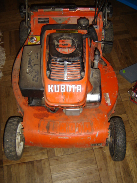 Kubota Walk Behind Mowers Page 2 Lawnsite
