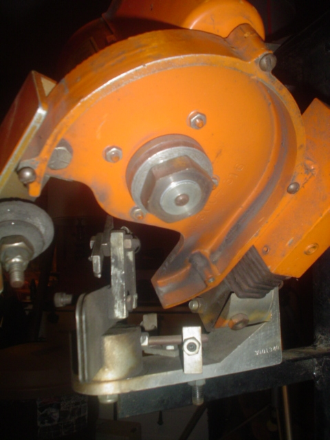 Silvey Round Grinder Amp Simington Square Grinder Mounted